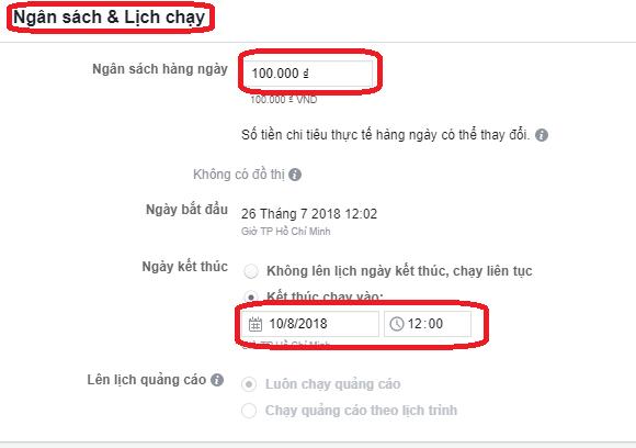 Tối Ưu Hóa Trong Quảng Cáo Facebook (Optimising) 1