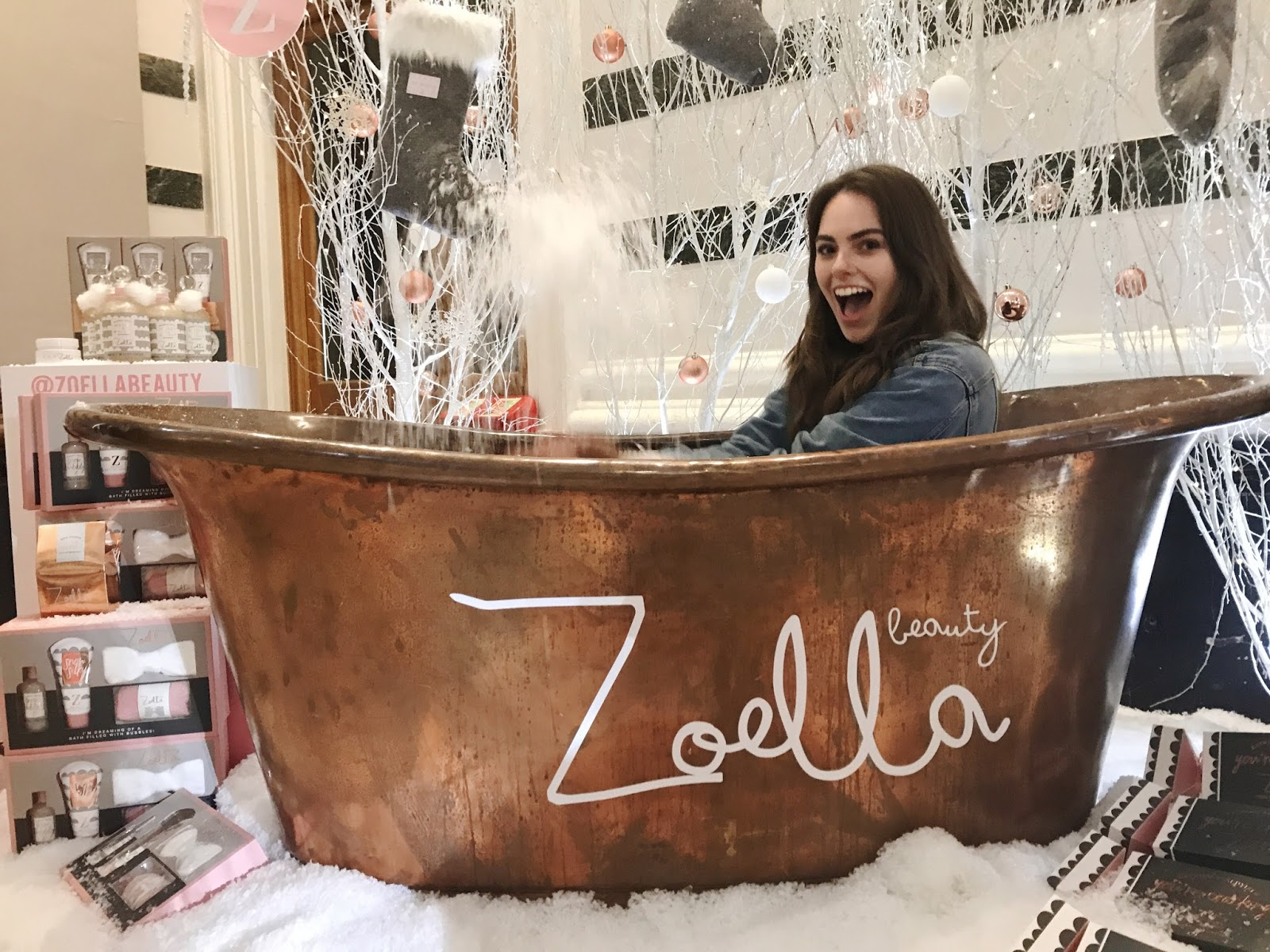 rljlowe | Zoella Winter Wonderland
