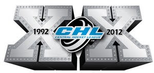 Central Hockey League Website
