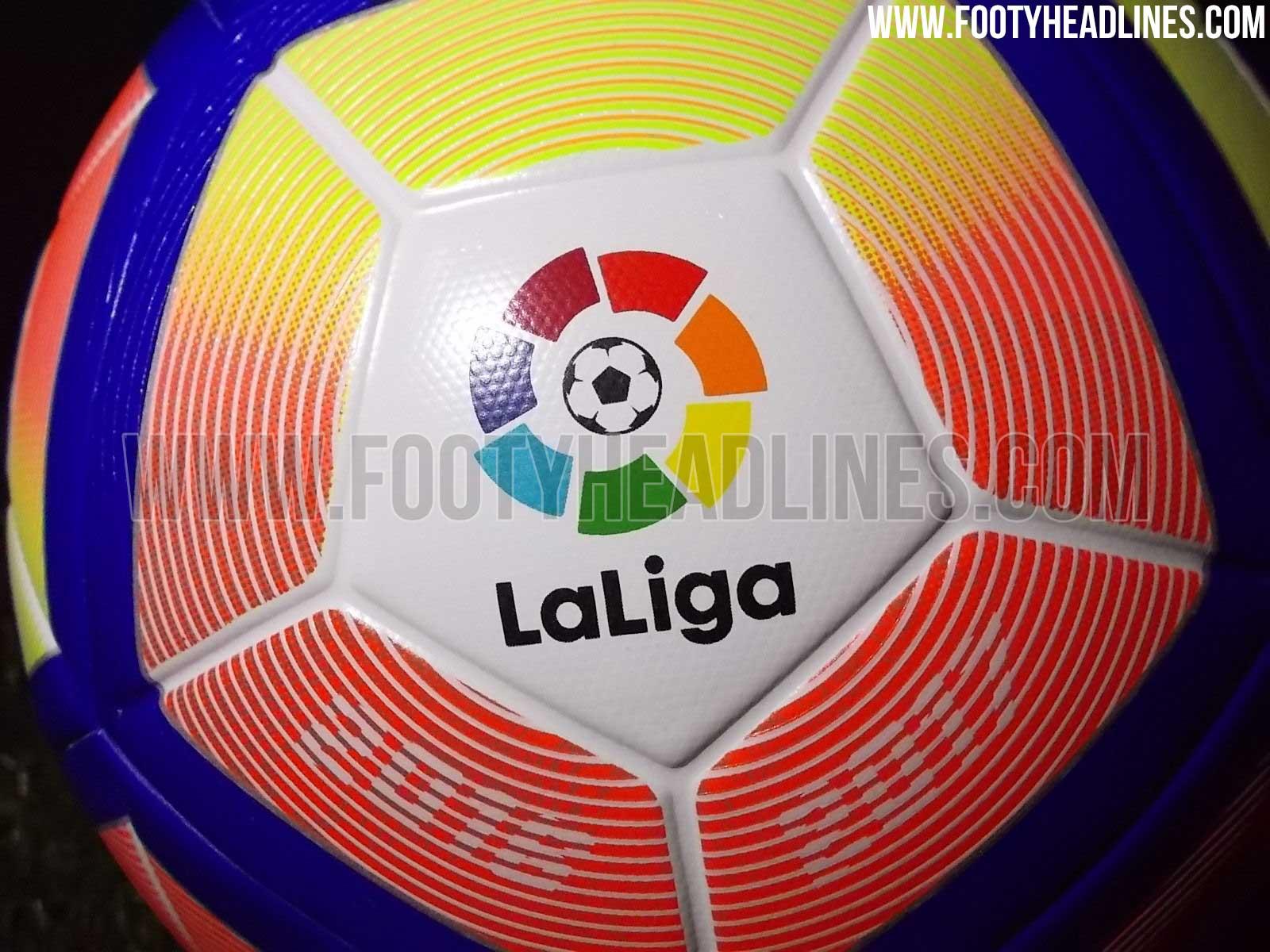 f99c277c466a Clearance Nike 16-17 La Liga Ball Revealed + New Ball Deal Announced