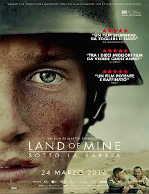 Under sandet (Land of mine) (2015) [Vose]