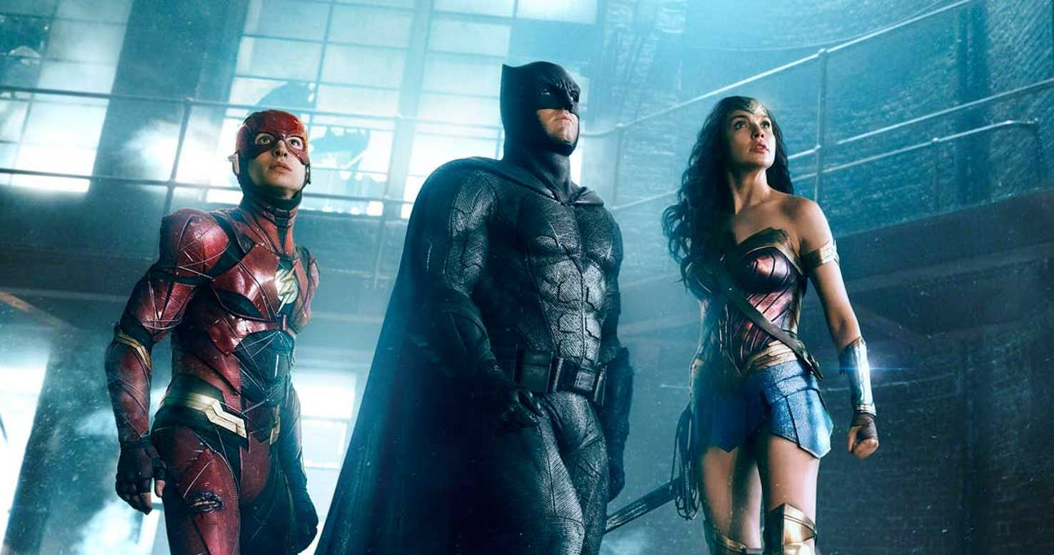 New Leaked Image Reveals [ Spoiler ] Is In Justice League!