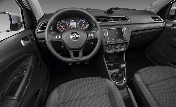 Volkswagen Gol 2019 Interior