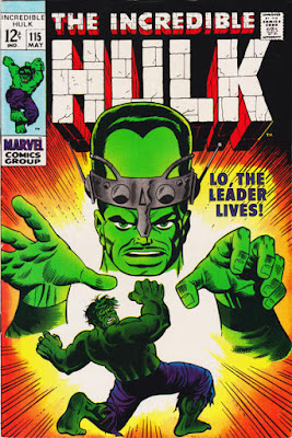 Incredible Hulk #115, the Leader