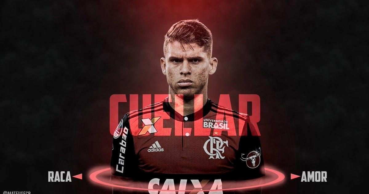 "Cuéllar Representa O Flamengo No ""Craque Da Galera"" Do"