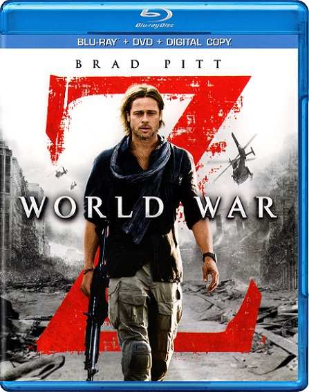 World War Z UNRATED (Guerra Mundial Z) (2013) 1080p BluRay REMUX 30GB mkv Dual Audio DTS-HD 7.1 ch