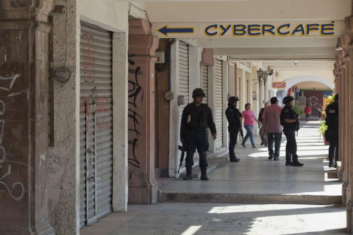 Hieren a 8 en ataque a balazos en Apatzingán; 6 son menores