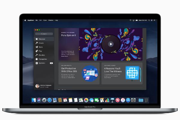 All-new Mac App Store