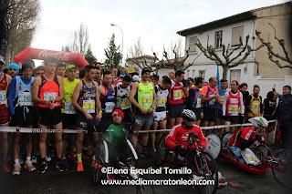 Fotos IX Media Maraton Leon 2017