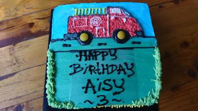 Aisy Turn 3