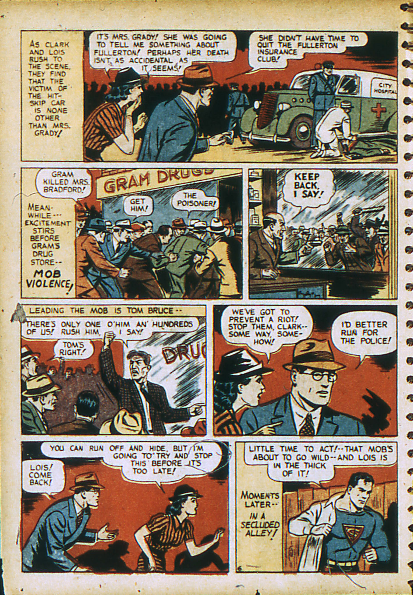 Action Comics (1938) 29 Page 8