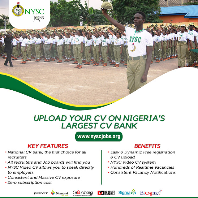 NYSC launches job portal for fresh graduates