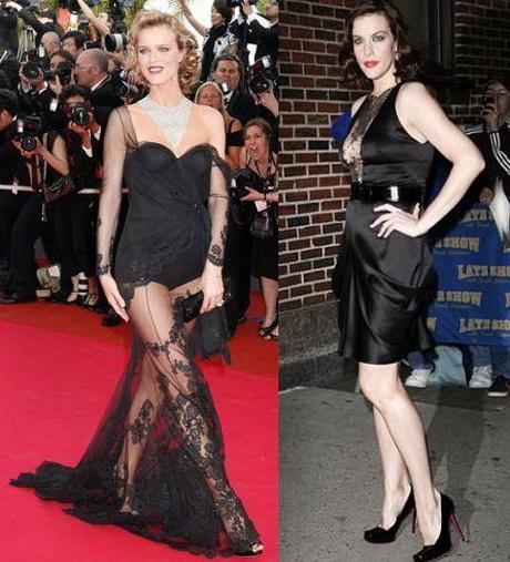 vestidos de encaje a la moda