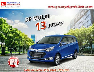 Promo Daihatsu Sigra Dp Murah Oktober 2017