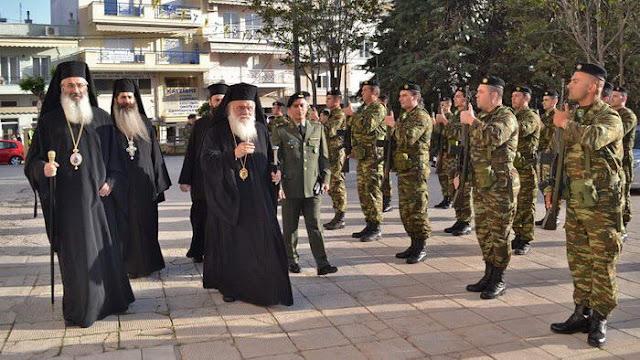 Επίσκεψη Αρχιεπισκόπου Αθηνών και πάσης Ελλάδος κ. Ιερωνύμου στην Αλεξανδρούπολη