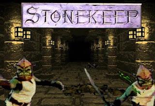 Videojuego Stonekeep