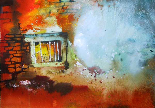 12 Beautiful Paintings by Milind Mulick