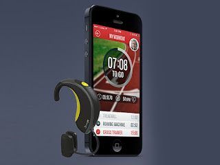 Get Your Sweat On with This Virtual Personal Trainer, Heart Rate Monitor & Fitness Tracker
