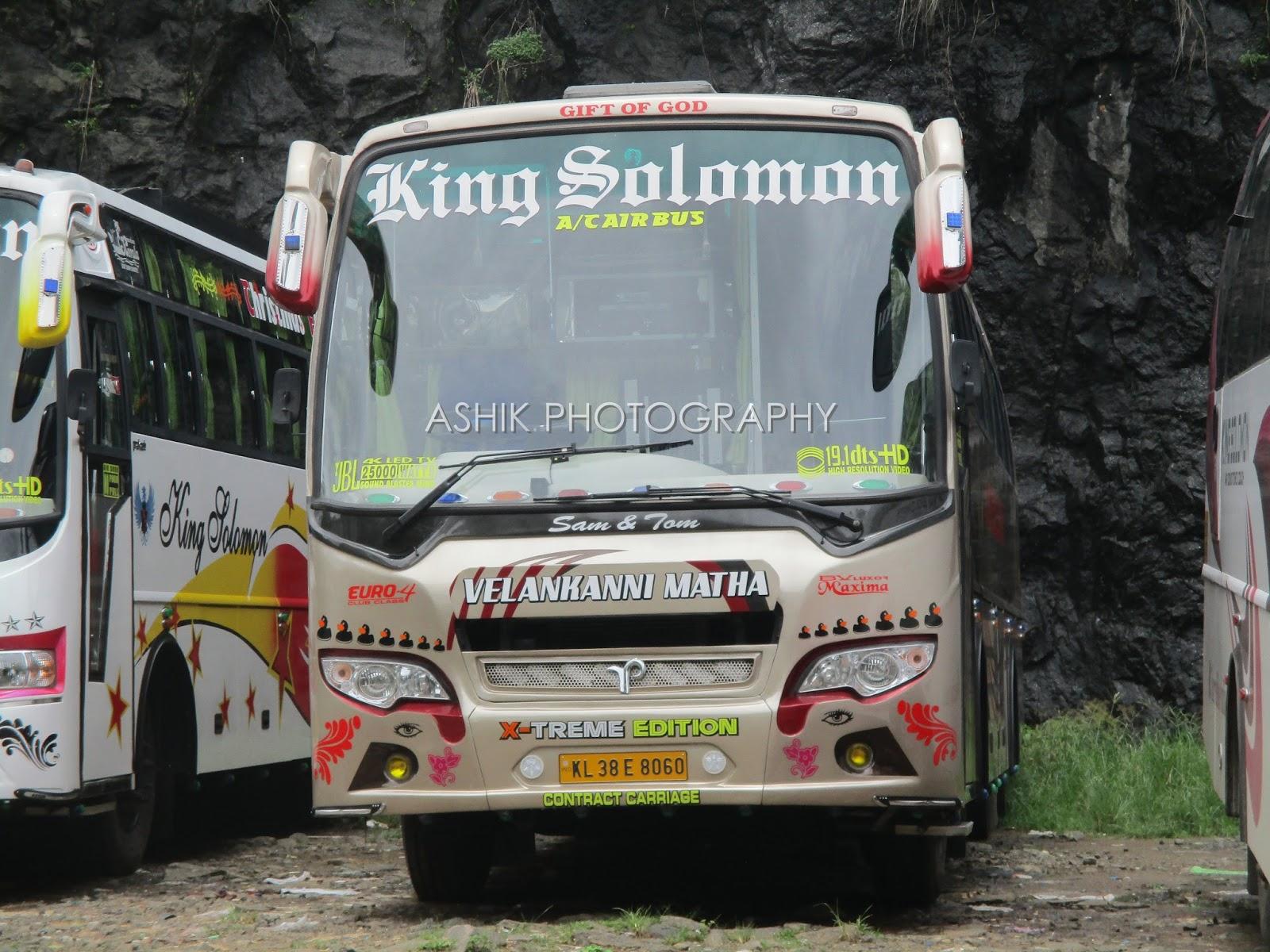King Solomon Tours And Travels Thodupuzha