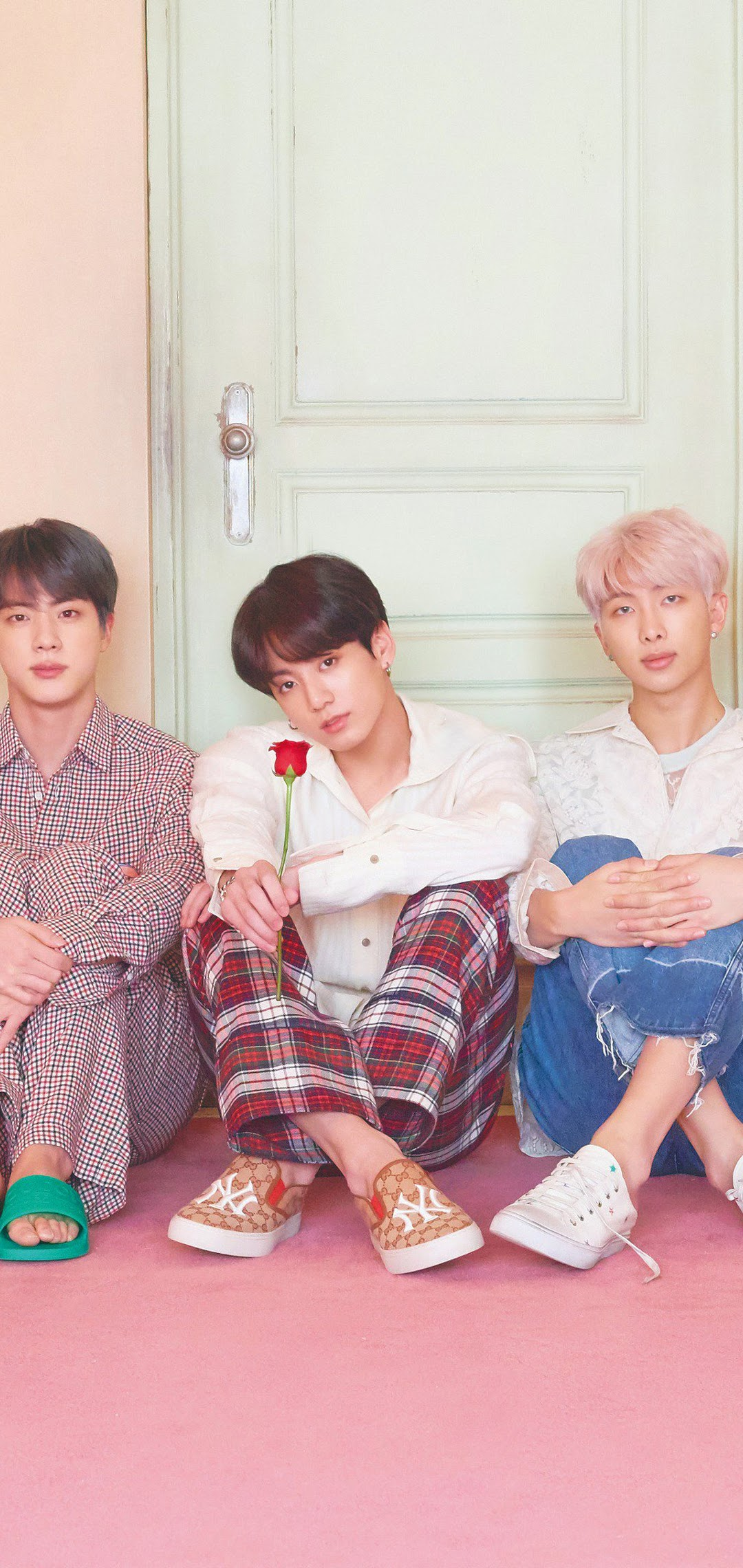Bts Map Of The Soul Persona Members 4k Wallpaper 25