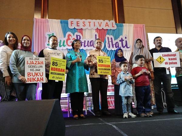 Festival Ibu & Buah Hati 2018 Pemacu Semangat Upaya Pemberdayaan Perempuan dan Anak
