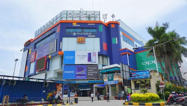 11 Mall di Kota Medan Yang Ada Bioskop