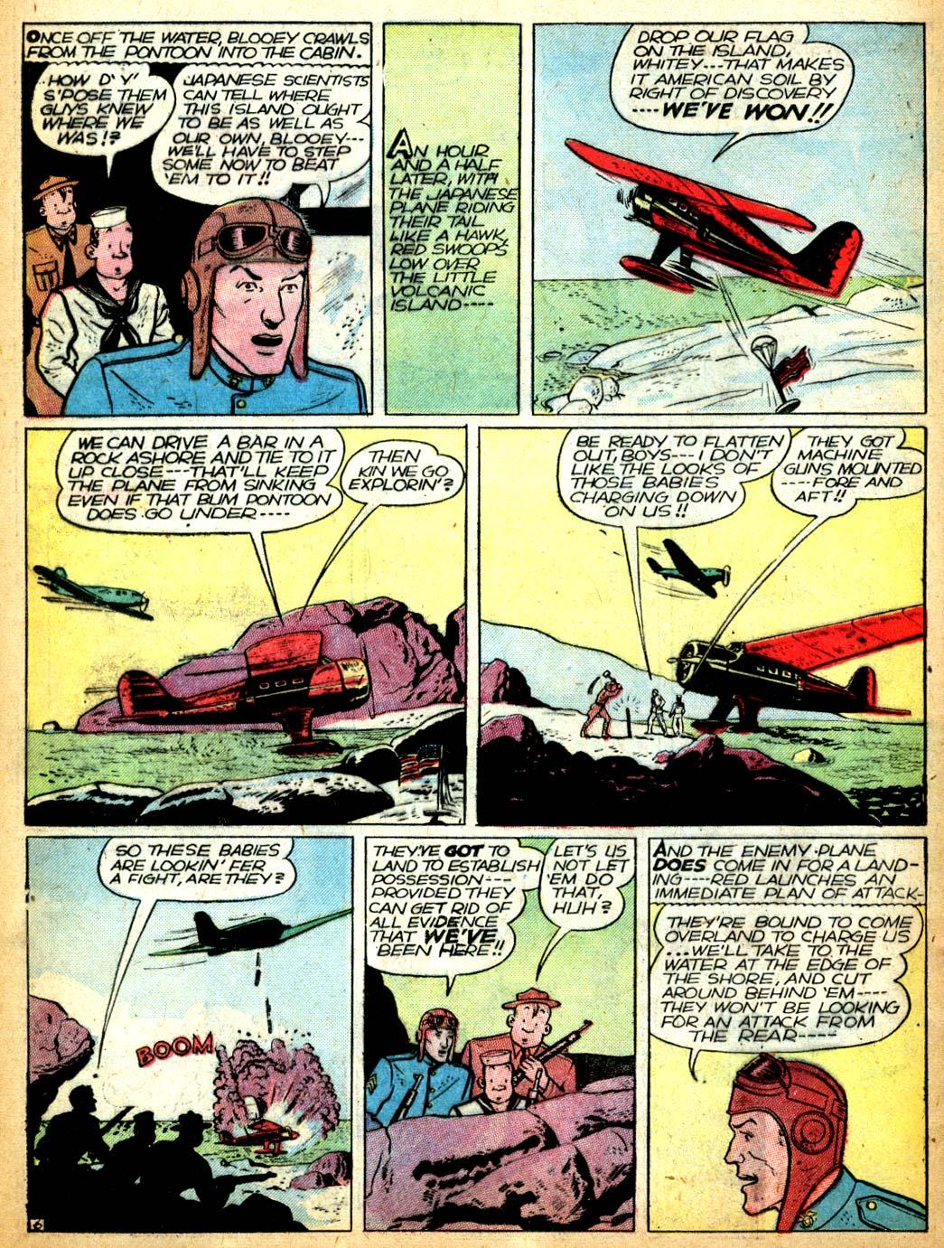 Read online All-American Comics (1939) comic -  Issue #9 - 16
