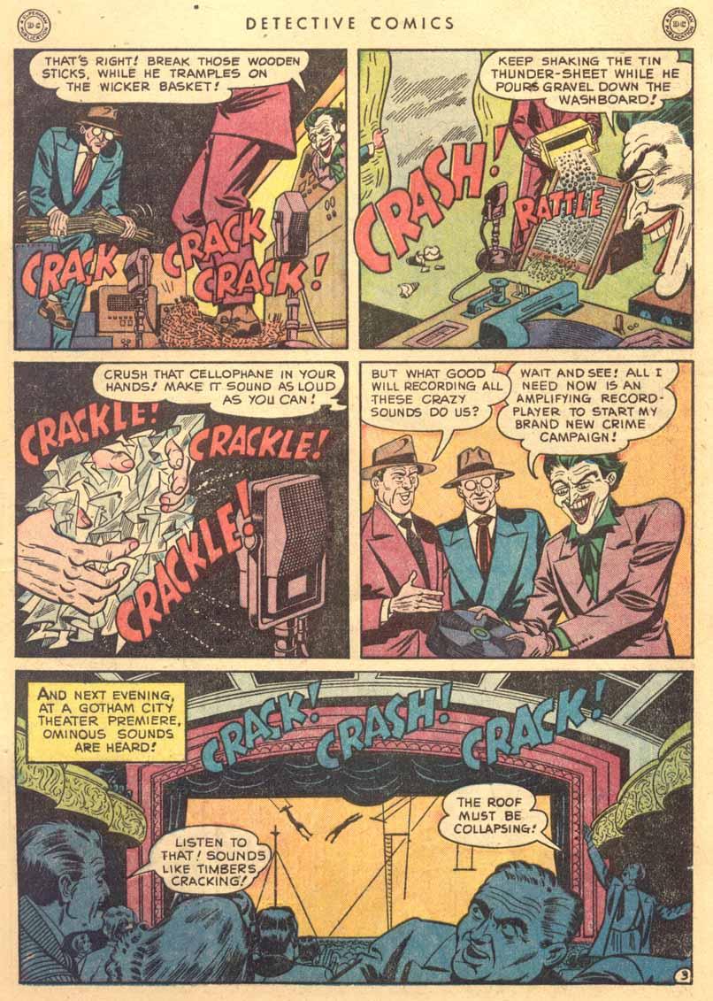 Read online Detective Comics (1937) comic -  Issue #149 - 5