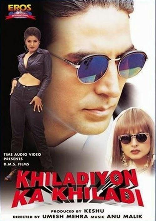 Ak Tha Khiladi Moovi Hindi: Khiladiyon Ka Khiladi (1996) Hindi Bollywood Movie Watch