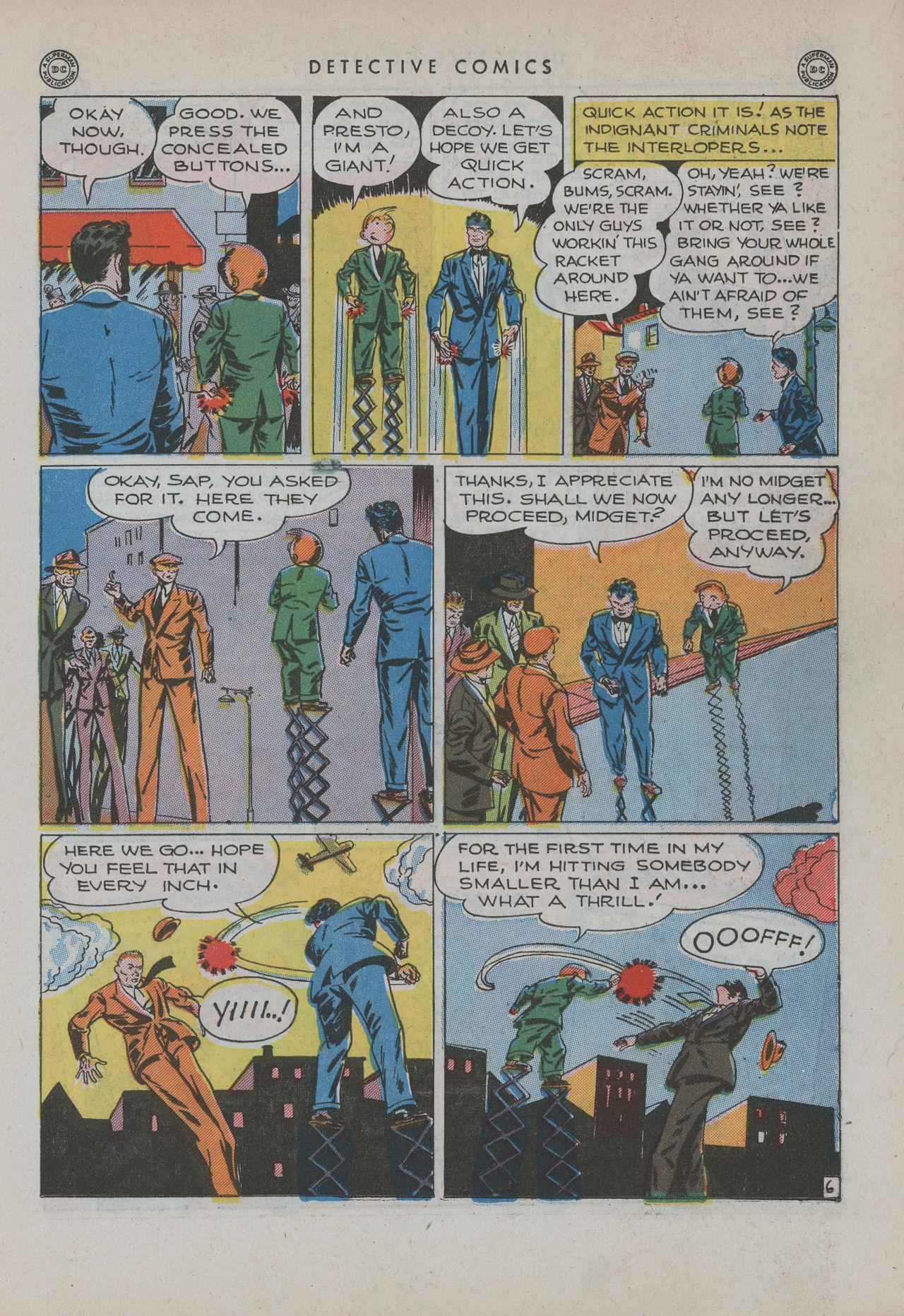 Read online Detective Comics (1937) comic -  Issue #108 - 21