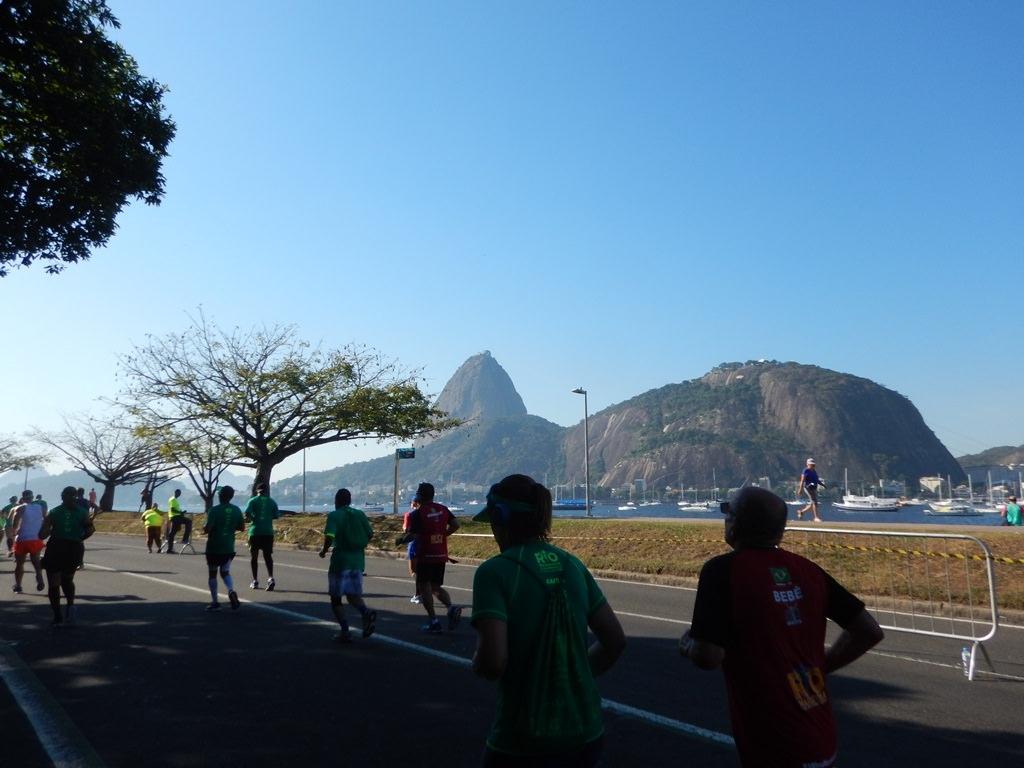 Meia Maratona do Rio Enseada de Botafogo