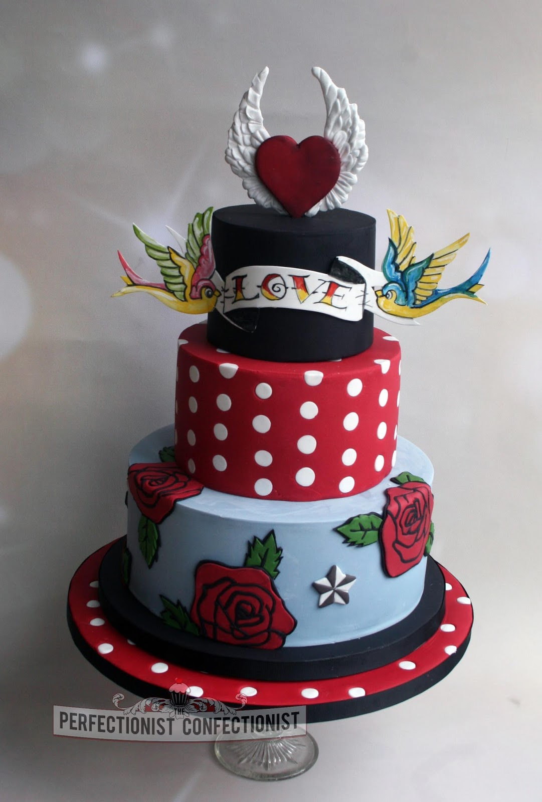 rockabilly wedding cake the perfectionist confectionist rockabilly wedding cake 19241
