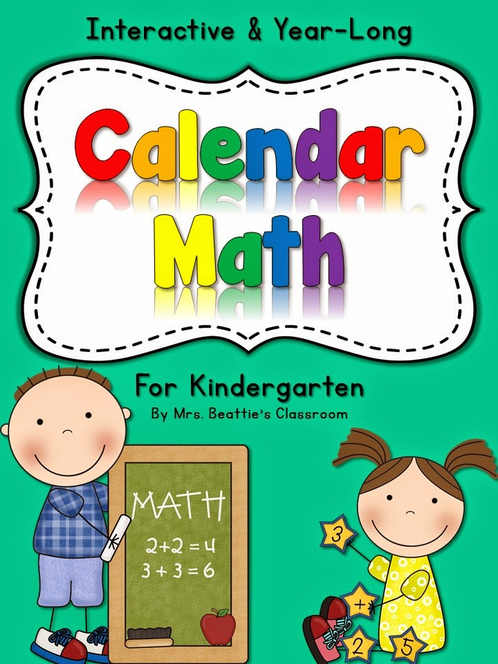 http://www.teacherspayteachers.com/Product/The-Ultimate-Interactive-SMART-Board-Calendar-Math-for-Kindergarten-1231156