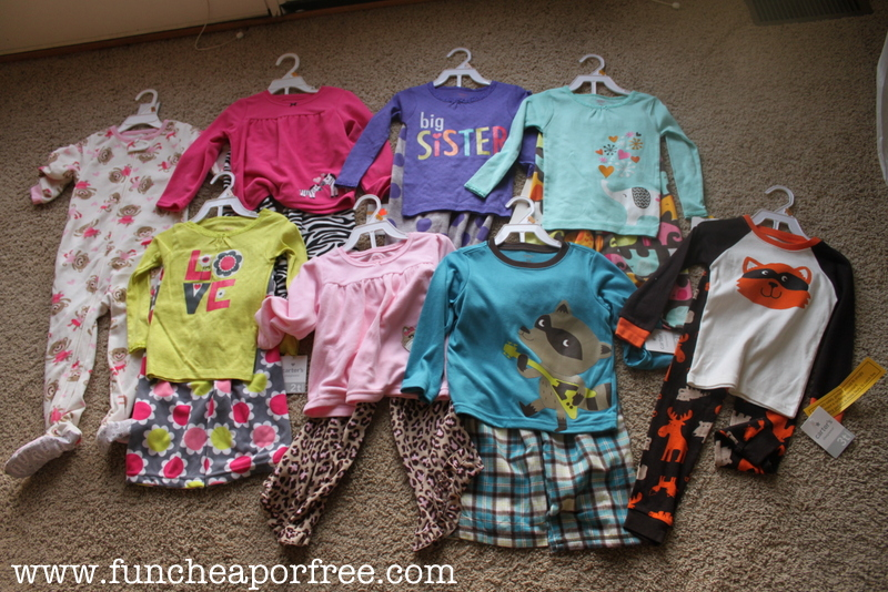 50 Carter S Giveaway Plus Great Deals On Kids Clothes Fun Cheap
