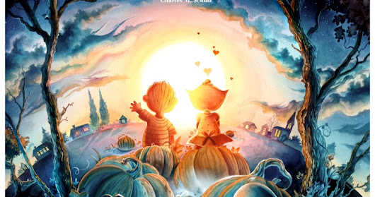 Posters: It's The Great Pumpkin