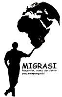 Pengertian, Faktor Penyebab Migrasi Penduduk
