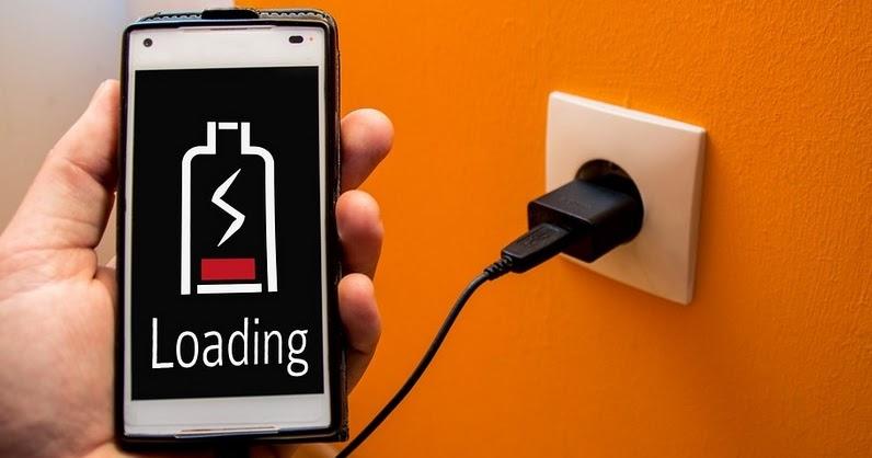 Come ricaricare velocemente uno smartphone