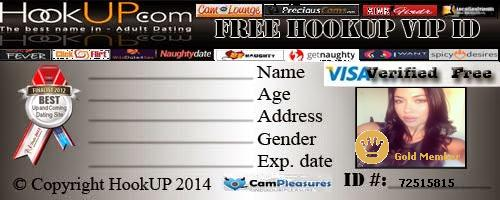 Hookup security id