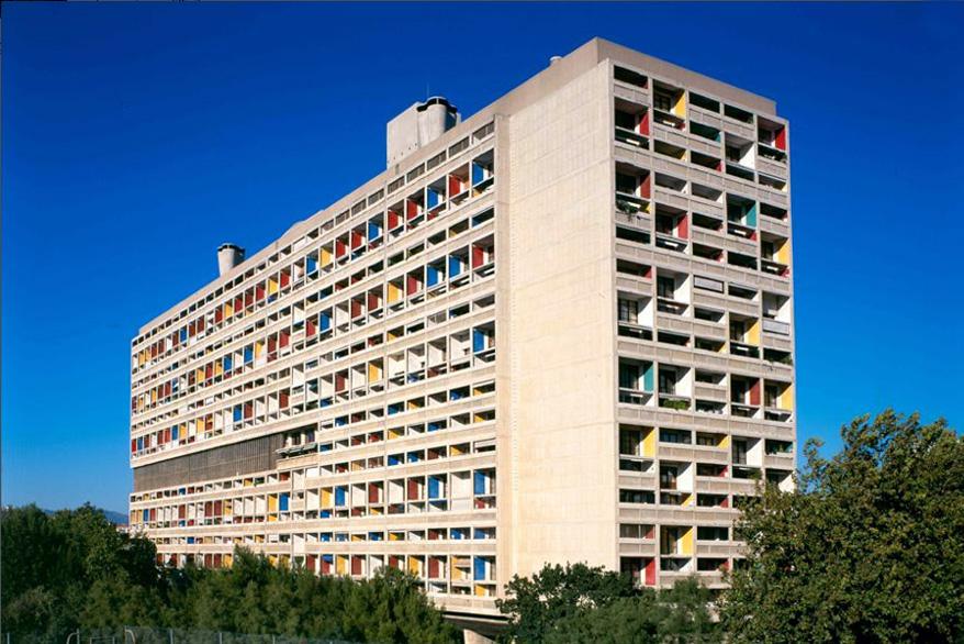 Le Corbusier Cité Radieuse | modern design by archnotitia