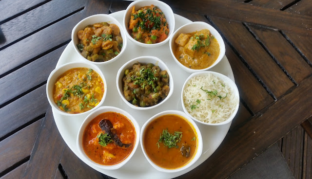 Gujarati Main Courses
