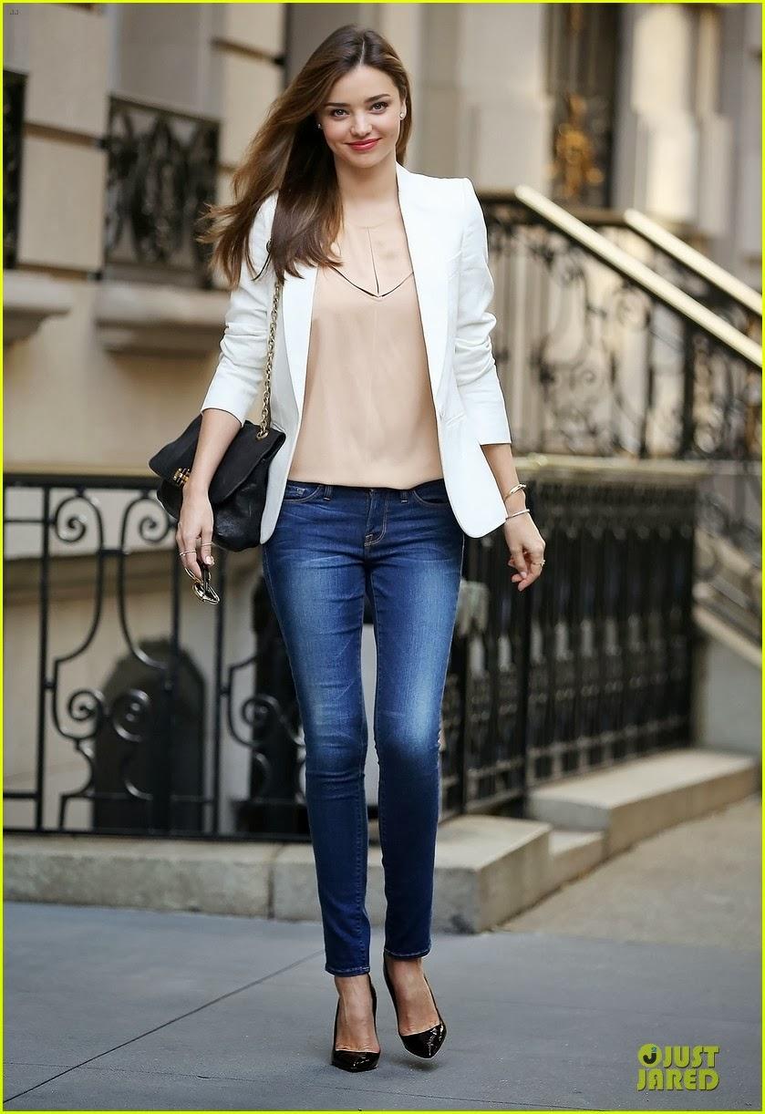 Miranda Kerr's Top 10 [Street Style] Looks 2013