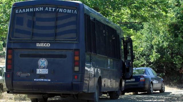 Θεσπρωτία: Σε εξέλιξη επιχείρηση της αστυνομίας στον Αναβρυτό Θεσπρωτίας