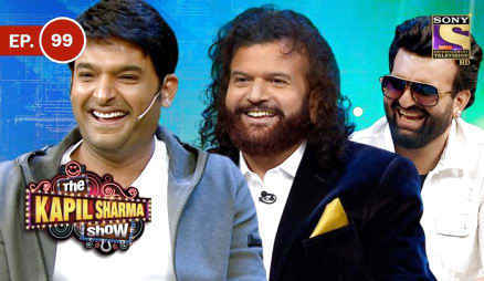 The Kapil Sharma Show Episode 99 - 22 April - 480p HDTVRip