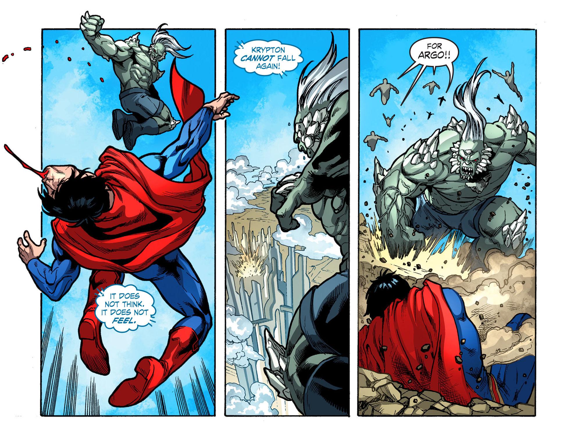 Read online Smallville: Season 11 comic -  Issue #52 - 17