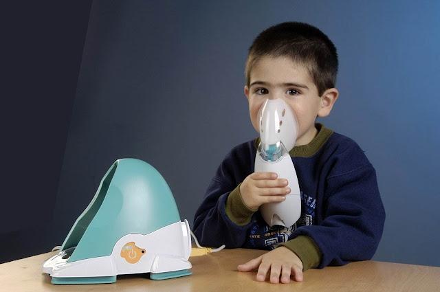 Nebulizaciónes
