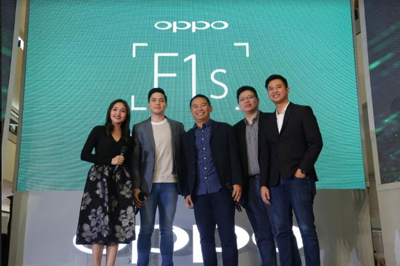 OPPO introduces new partners, limited edition F1s
