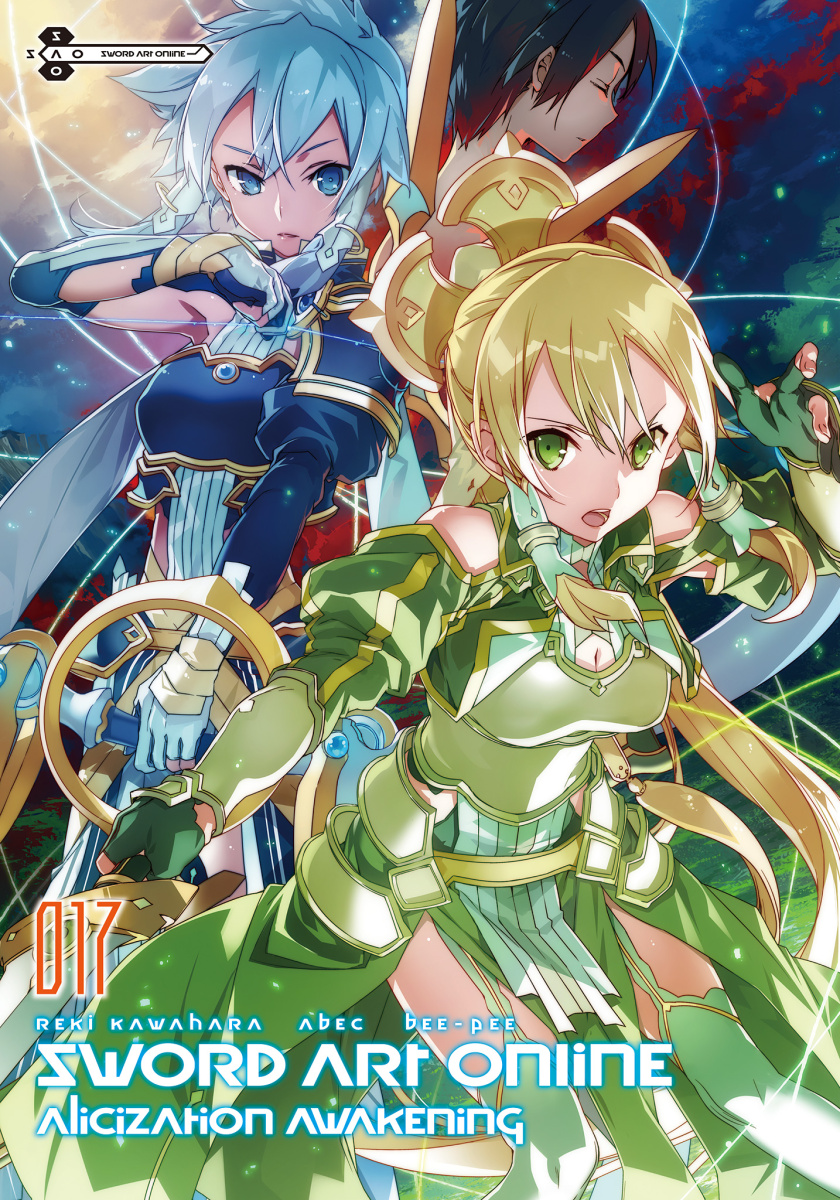 Sword Art Online Volume 17   Alicization Awakening