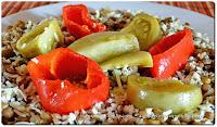 Τουρσί πράσινες ντομάτες, πιπεριές - by https://syntages-faghtwn.blogspot.gr