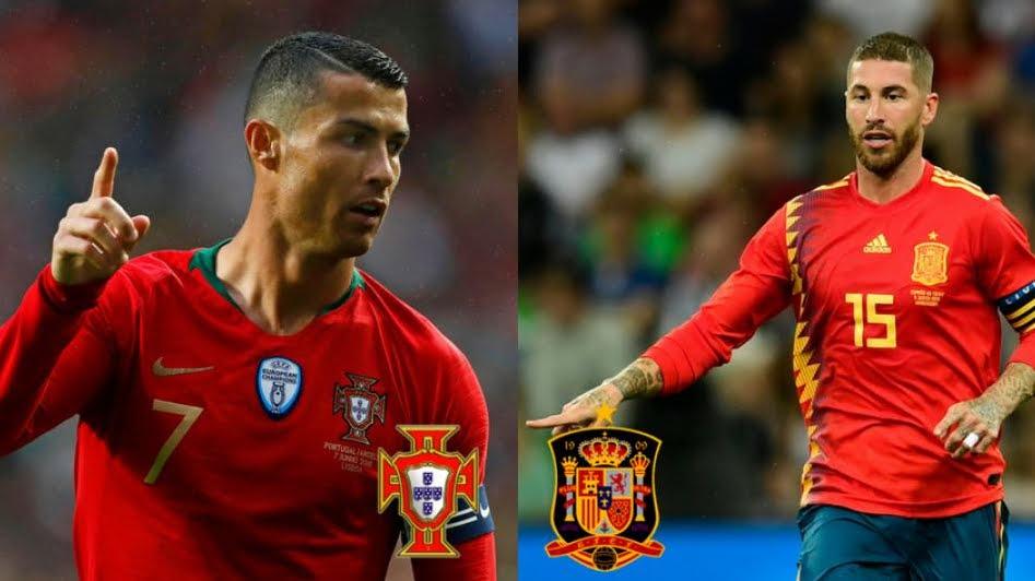 Vedere Spagna Portogallo Streaming Gratis Rojadirecta