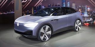 VW I.D. Crozz électrique SUV: Concept, date de sortie